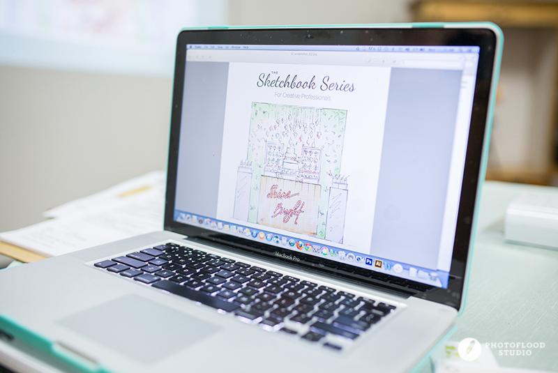 Sketchbook Series | Bay Area Event Design Workshop