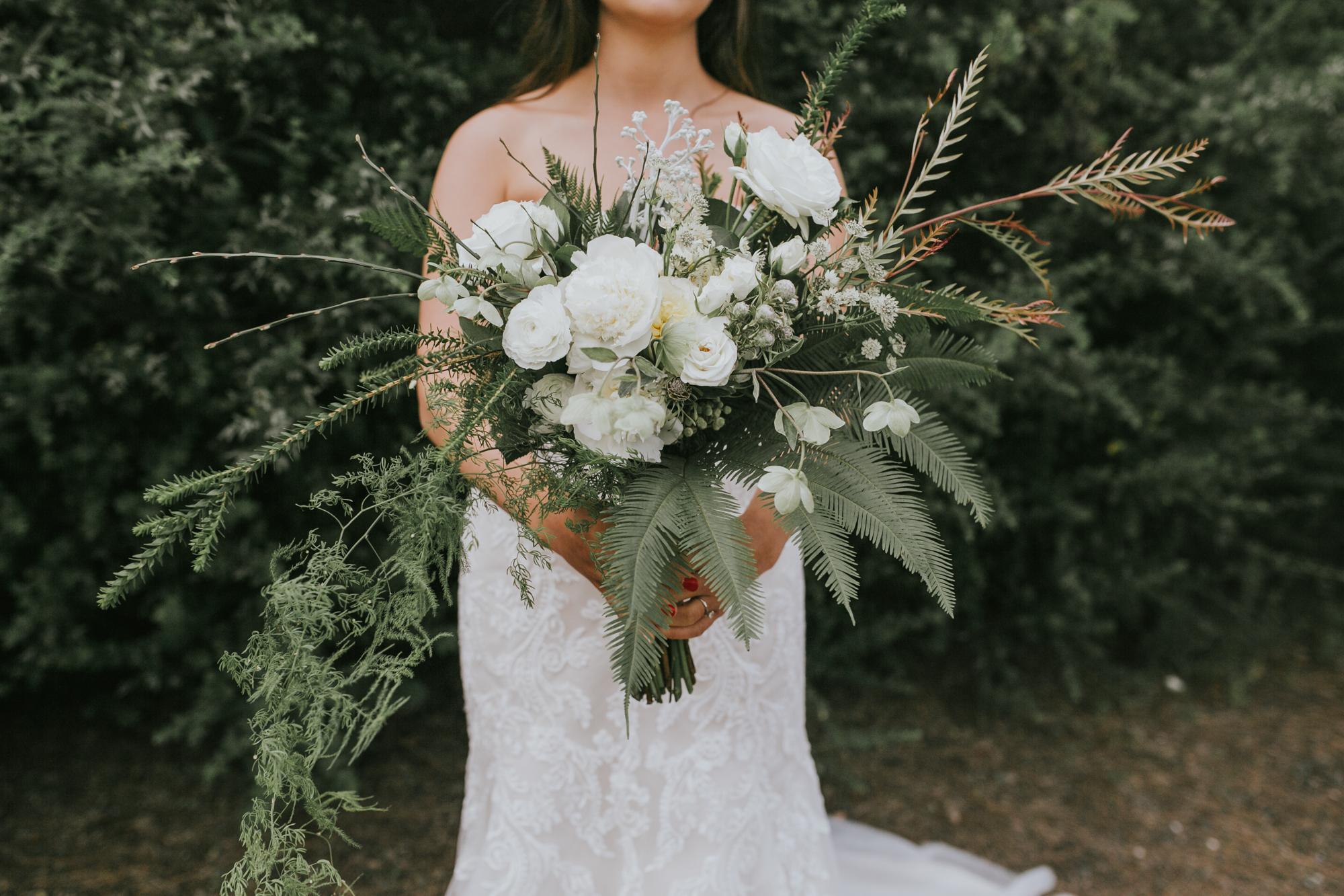 Redwood Valley DIY Outdoor Wedding