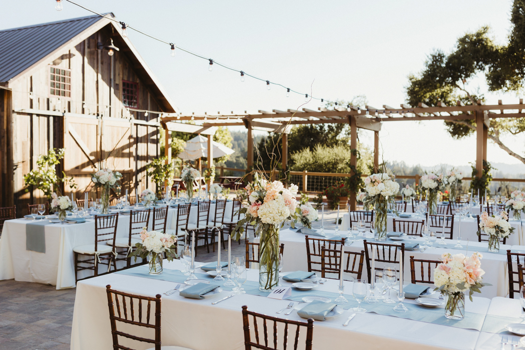 Regale Winery Fall Wedding