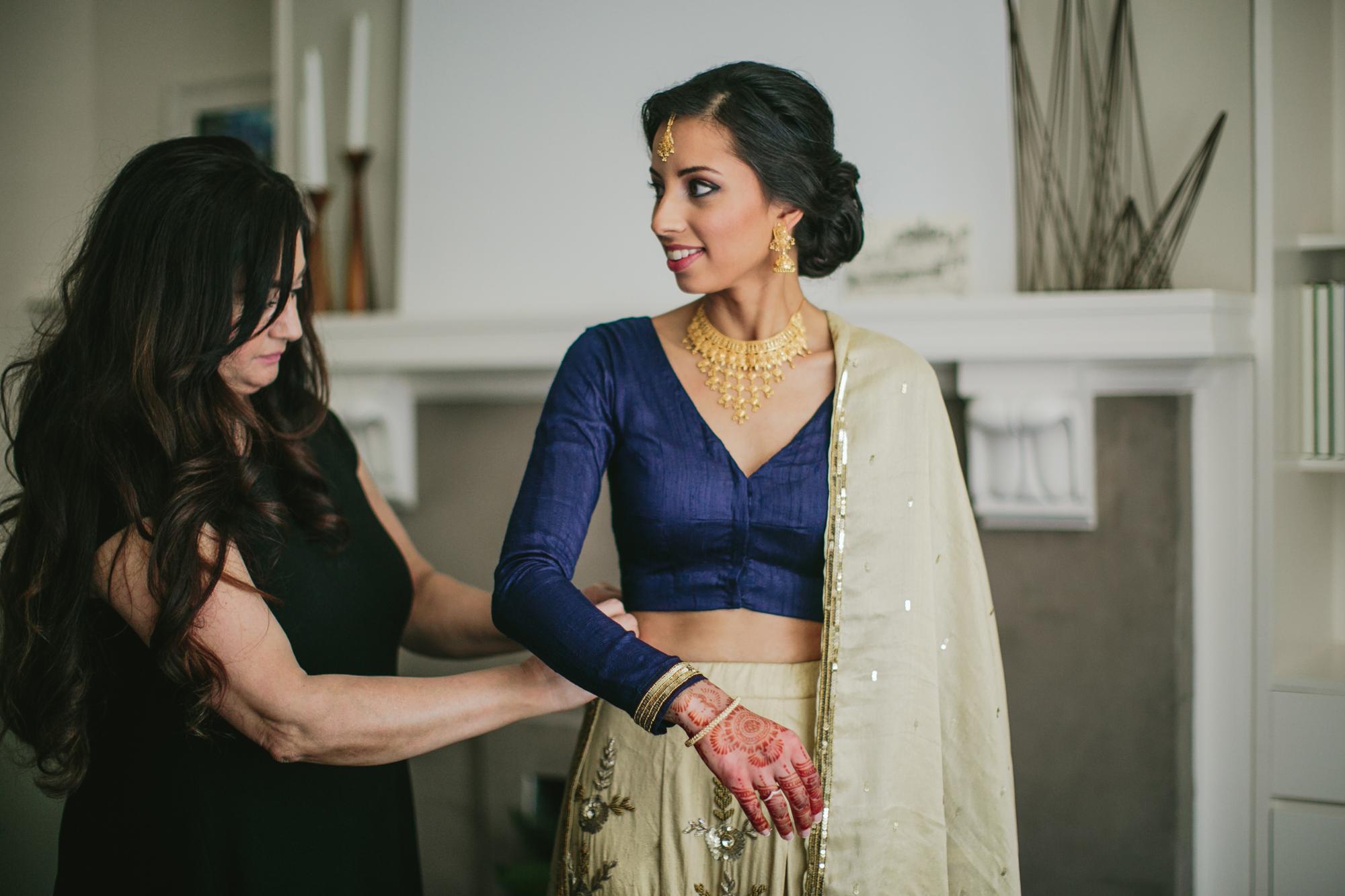 San Francisco Gallery 308 Indian Wedding