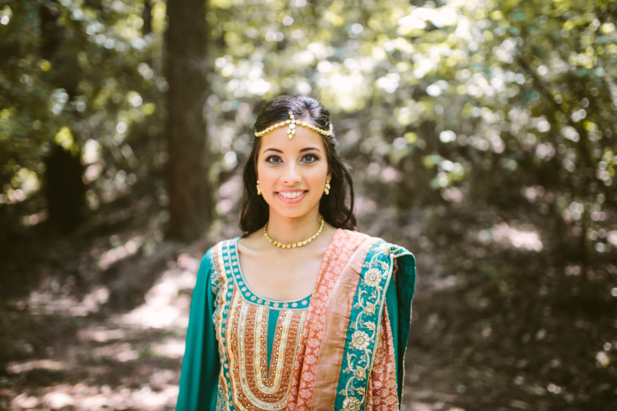 Saratoga Sanborn County Park Indian Wedding