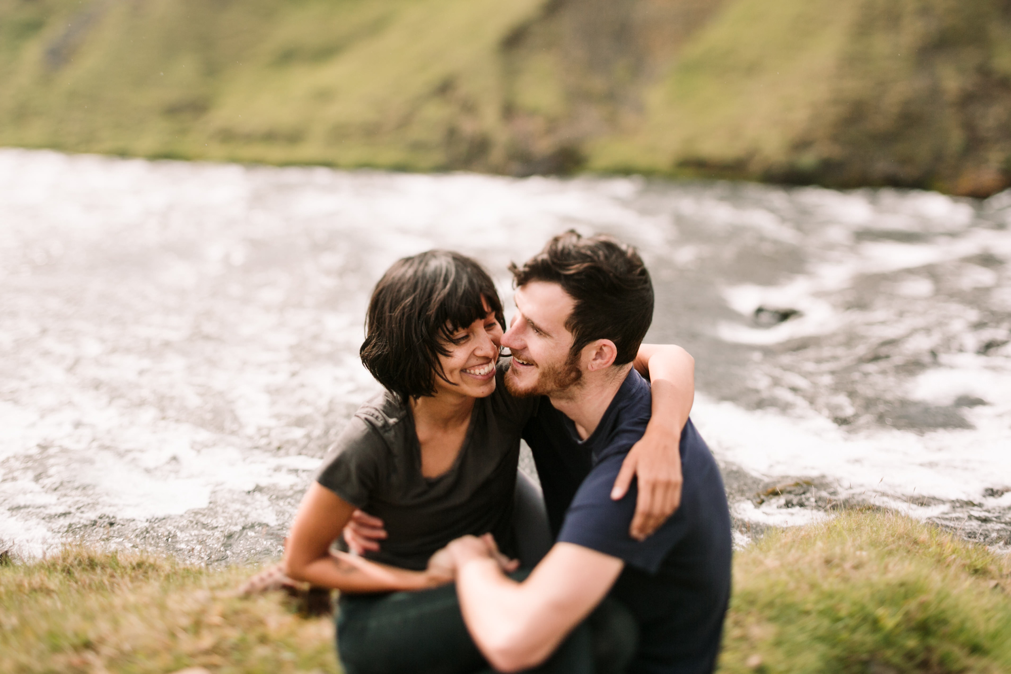 Iceland Couples Love Session