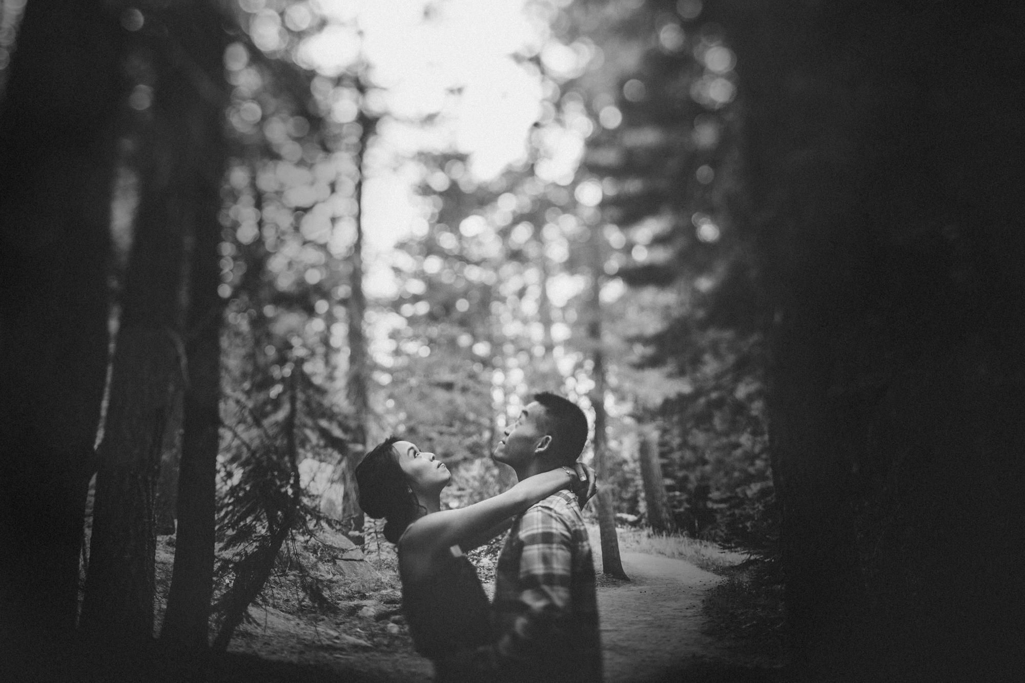 Yosemite Engagement Photography